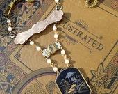 Assemblage Necklace, Damascene of Asia