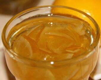 Organic Meyer Lemon Marmalade - 8 ounces
