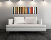 Rio - Reclaimed Wood Wall Art Painting - FREE SHIPPING to the United States - Modern Wood Wall Art - Abstract Wood Art