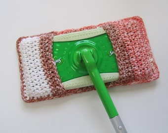 Crochet Swiffer Cover Pad