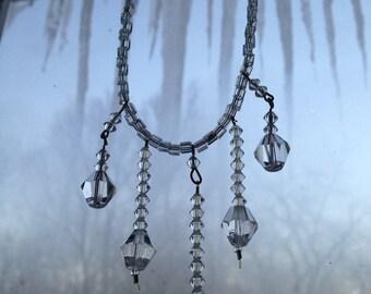 Frozen Fractal Necklace