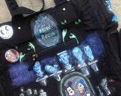 Haunted mansion bag