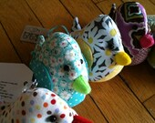 little birds ready to help you decorate