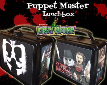 Horror Lunch Box - Puppet Master