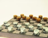 Hardware Checkers Set