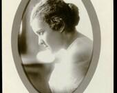 1918-Graduation photo of Martha