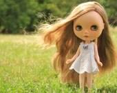 Butterfly Blythe doll necklace Pullip Blythe doll accessory