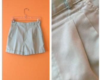 Sea Breeze Shorts 1980s S/M