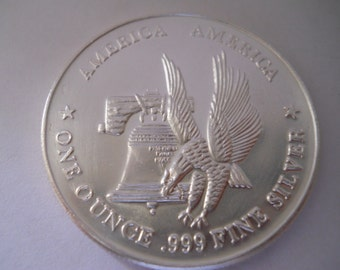 One Troy Ounce Etsy