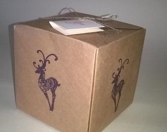 Gift Box , Made to Order, Christmas, Thank You gift Box