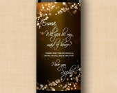 Champagne Bubbles Text-Editable Will You Be My Bridesmaid Wine Labels: 3 x 6 - Instant Download