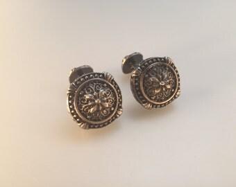 Gothic Cufflinks, Renaissance Cufflinks, Medieval Cufflinks, Wedding Cuff Links, Father's Day Cuff Links, Graduation Gift