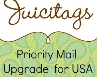 Priority UPGRADE for USA