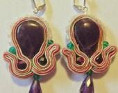 soutache earrings 1