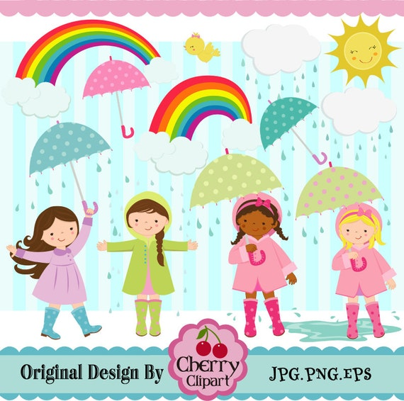 clipart spring showers - photo #46