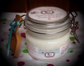 Sugar Emulsified Scrub with Skin Loving Organic Oil. More Like a Lotion