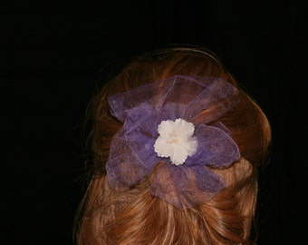 Tulle headpiece