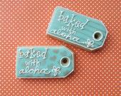 Edible Gift Tag Sugar Cookies - 1 Dozen