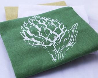 Artichoke Floursack Dish Towel