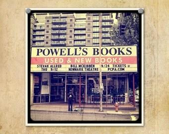 Portland Oregon Photography Powell's Books--Fine Art Photography 8x8