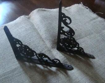 iron brackets