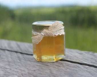 Mini Honey Favor- VT Honey-Belle Savon Vermont