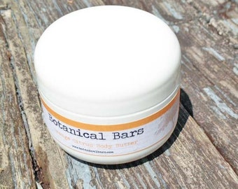 Orange Citrus Body Butter Sample - Trial Size Body Butter