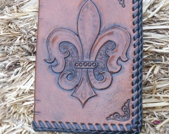 Leather Journal Small