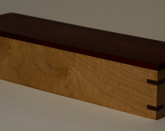 Hand Crafted Keepsake Memory Box