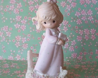1984 Precious Moment The Voice of Spring Figurine 12068