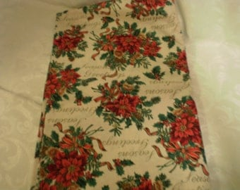 4 Yards VIP Print from Cranston Cotton Christmas Fabric