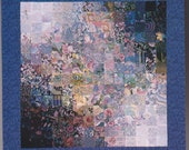 Misty Meadows Primer Quilted Wallhanging Pattern and Instructions #205 from Timber Lane Press