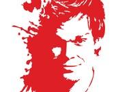 "Dexter Spatter 10"" custom order"
