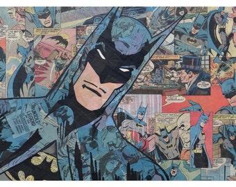 Batman 2 Print 11x17