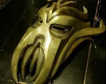 Cthulu mask