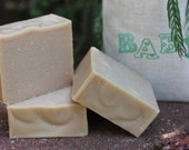 4 Buttermilk Baby Soaps - Cold Process Soap - Baby Showers - Soap Gift Set - Gentle Olive Oil Soap - Sensitive Skin - Baby Soap