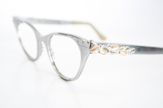 Unique Tura Cat Eye Eyeglasses Vintage Eyewear by PinceNezShop