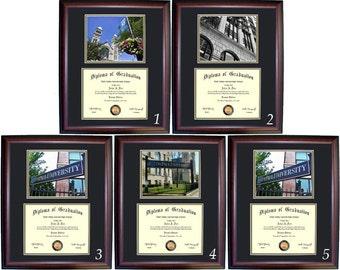 DePaul Diploma Frame