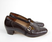 Vintage Brown Leather Church's UK 5