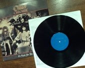 Vintage Ozzy Osbourne No Rest For the Wicked Vinyl Record Album 1988 Metal Rock Devil Bat Evil