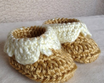 crochet photo prop Disney's 'Pocahontas' inspired Moccasins