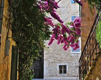 The Stairs , Split, Croatia  Fine Art Photograph