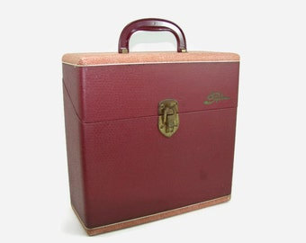 Popular Items For Vintage Record Case On Etsy