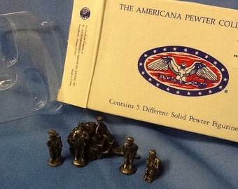 Americana Pewter Collection