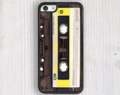 Yellow Vintage Cassette iPhone 6 / 6S  case, iPhone 6 / 6S PLUS | iPhone 5 / 5S case iPhone 5C, iPhone 4 / 4S case