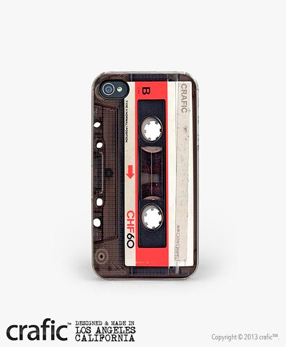 Red Vintage Cassette IPHONE 6s CASE iPhone 6 Plus iPhone 5S case ...