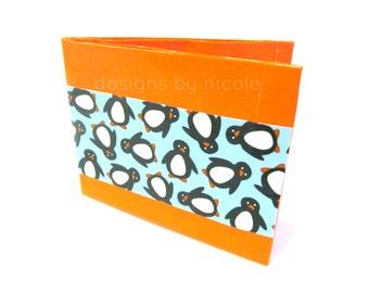 Penguin Duct Tape Wallet