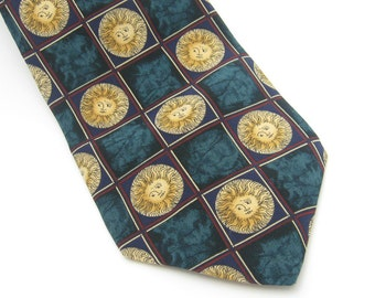 Vintage Silk Tie MMA Mens Accessories Necktie