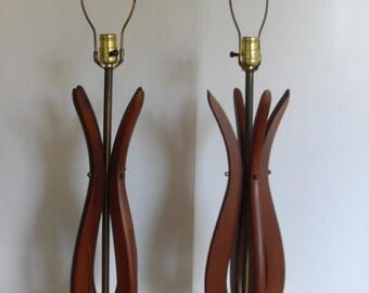 Vintage,Mid Century,ModernTable Lamp