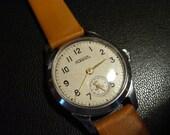Original vintage Russian Raketa mens wristwatch from the 60's